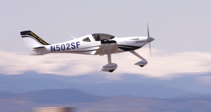 Электрический самолет Sun Flyer 2 совершил первый полет