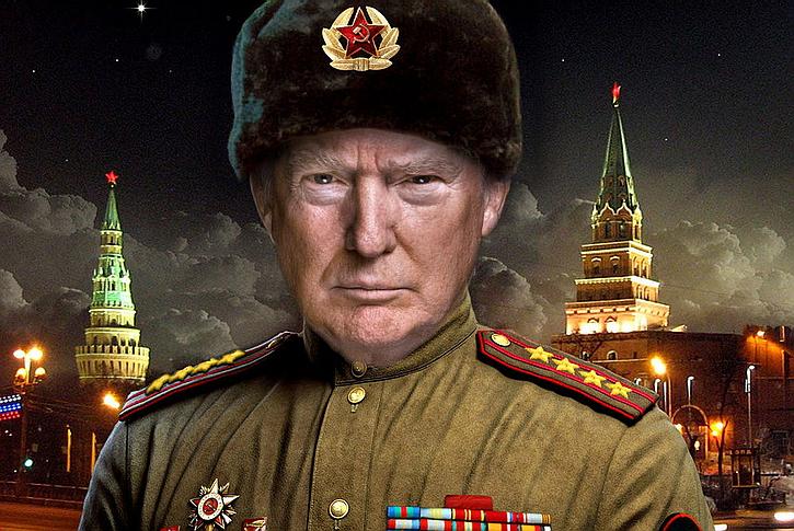 Разведчик Трамп чист – во вс…