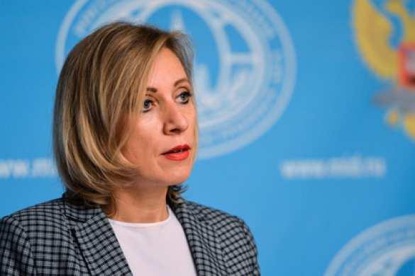 Захарова прокомментировала убийство Моторолы