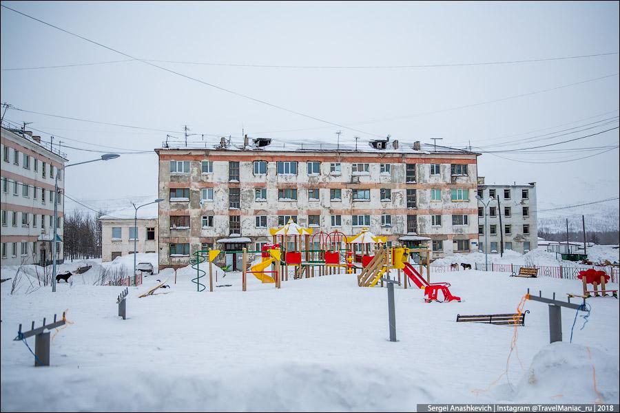 Нашел, где в России нет проблем с жильем