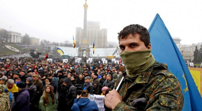 Украину ждет «твиттерная революция»