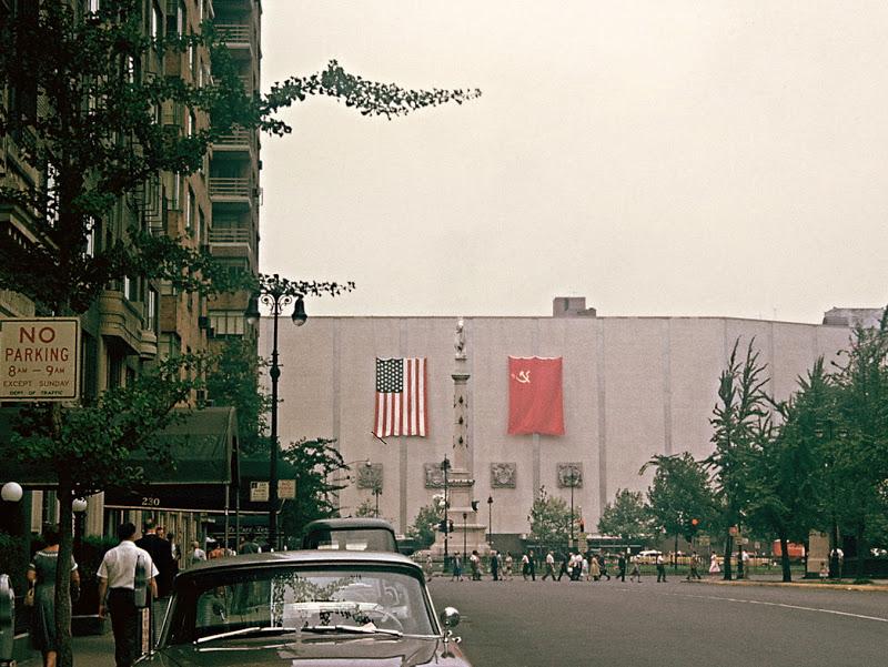 Нью-Йорк.  Выставка достижен…