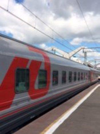Подросток погиб под колесами поезда в районе Казанского вокзала в Москве