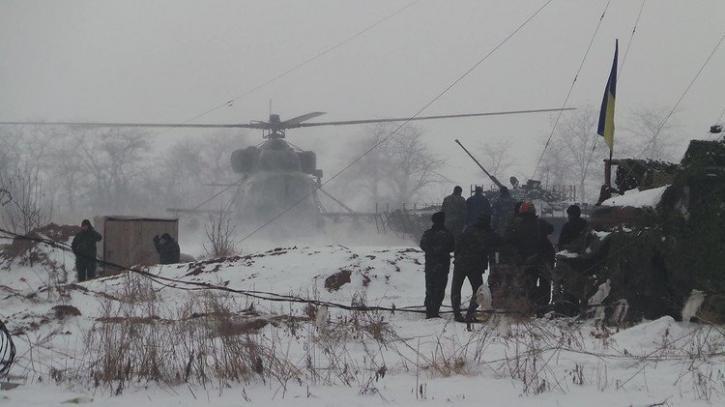 Шумиха в ВСУ – штаб «АТО» проводит эвакуацию вертолетами; план ВСУ по «котлу» раскрыт – хроника ДНР и ЛНР