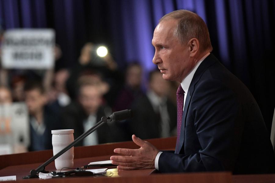 Путин знает ключ к сердцу Трампа