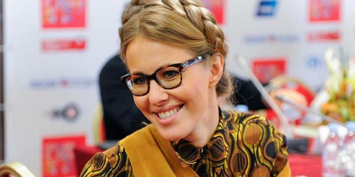 Ксения Собчак внезапно оказалась в столице Украины