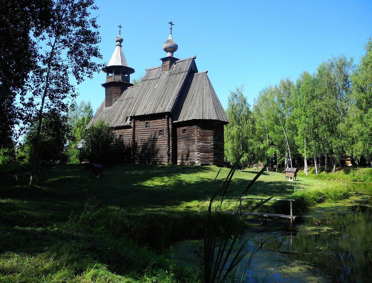 В Коломне неплохой музей русского зодчества