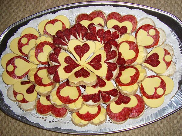 Картинки по запросу украшение блюд нарезки