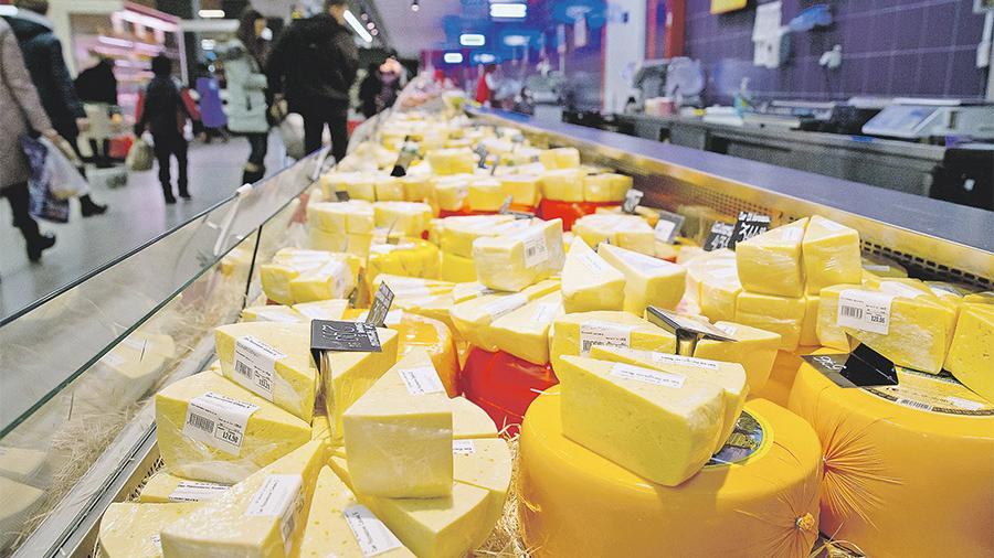 В России могут запретить сыры без молока