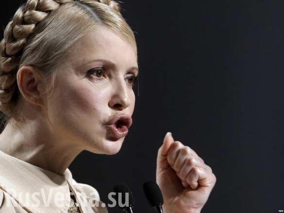 О чём договорились Путин и Трамп: Звёздный час Юлии Тимошенко | Русская весна