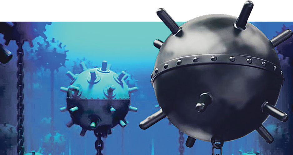 Забытые подводные грабли