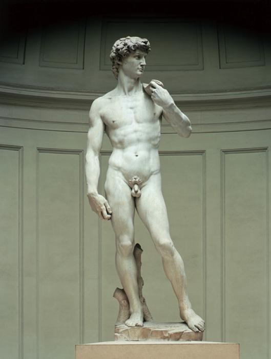 Глядя на памятники и скульптуры, признанные шедеврами мирового культурного наследия, зрители обычно испытывают восхищение и восторг...