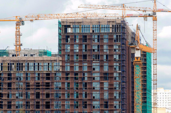 Общероссийская реновация начнётся через пять лет