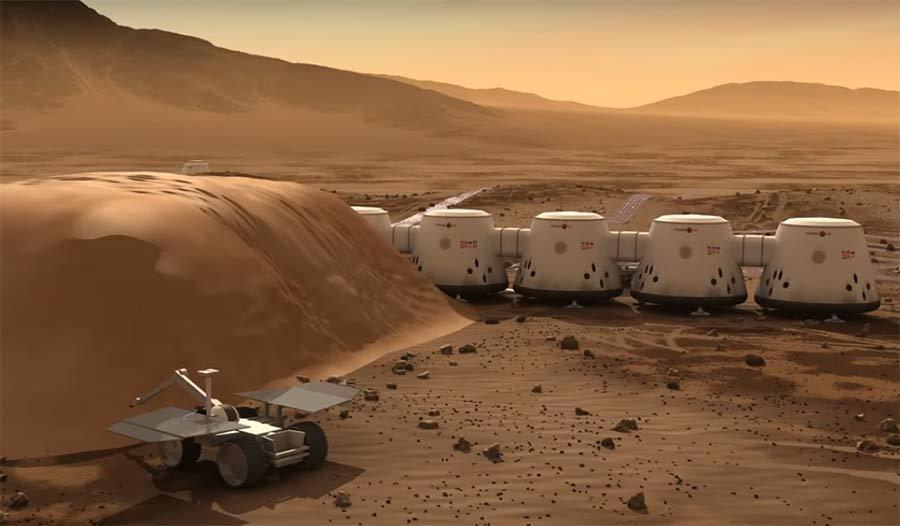 6 фактов, о которых необходимо знать всем желающим стать колонизаторами Марса