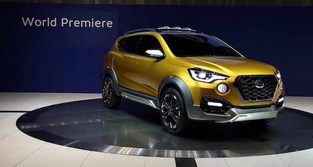 Datsun представит в декабре свой первый внедорожник