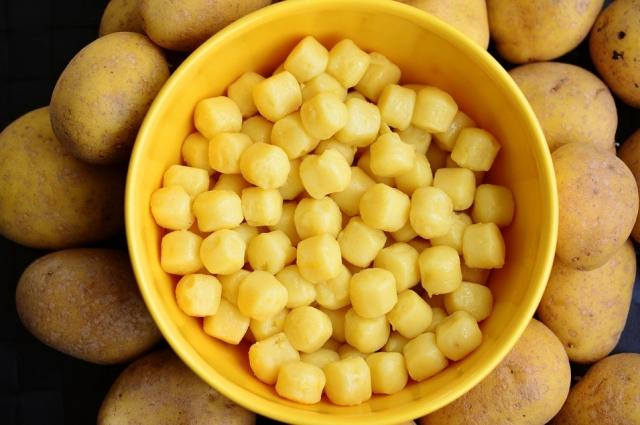 Рецепты по четвергам. Картофельные клецки