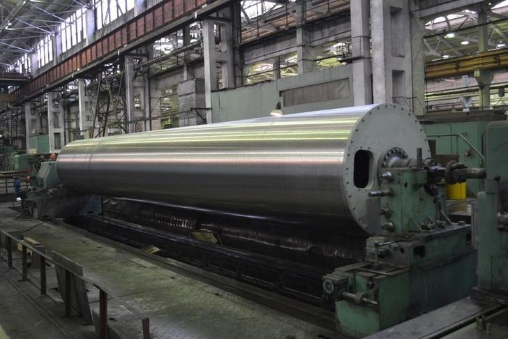 Петрозаводскмаш изготовил оборудование для целлюлозно-бумажной промышленности