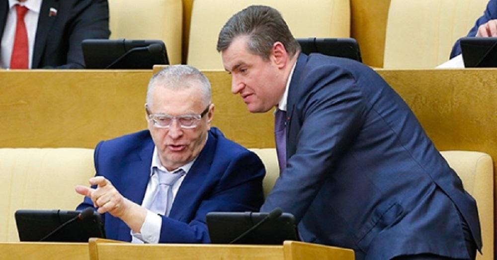 Жириновский госдума запрет секс