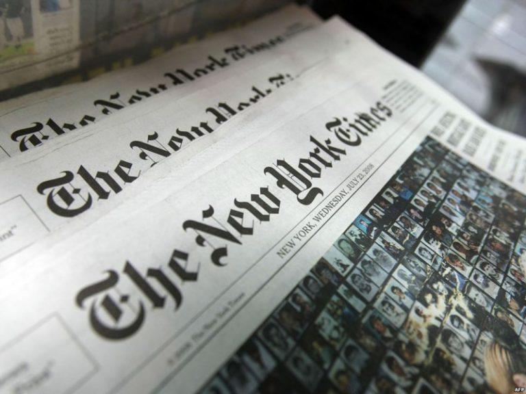 The New York Times написала о том, как люди Порошенко «крышуют» ужасающую коррупцию в ВСУ