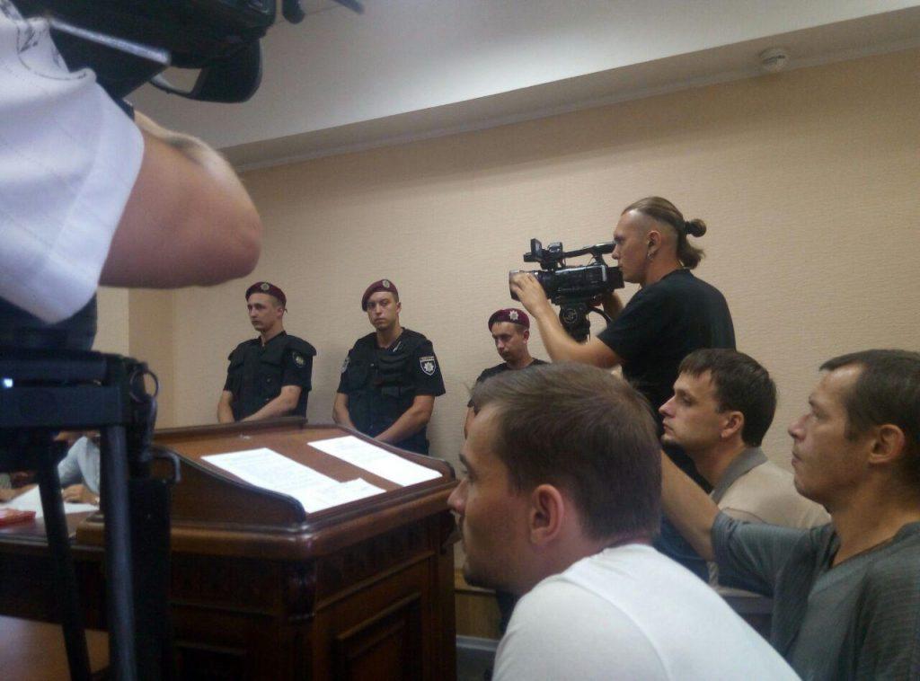 В Киеве апелляционный суд отменил приговор бразильскому добровольцу, воевавшему за ДНР
