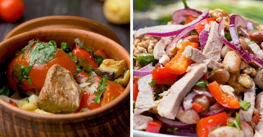 Как приготовить грузинские блюда