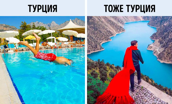 14 уникальных мест Турции, к…