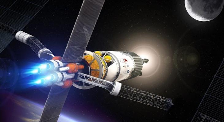 NASA возвращается к идее ядерного двигателя для космических кораблей