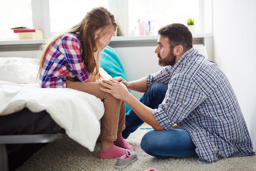 Как общаться с ребенком-другом?