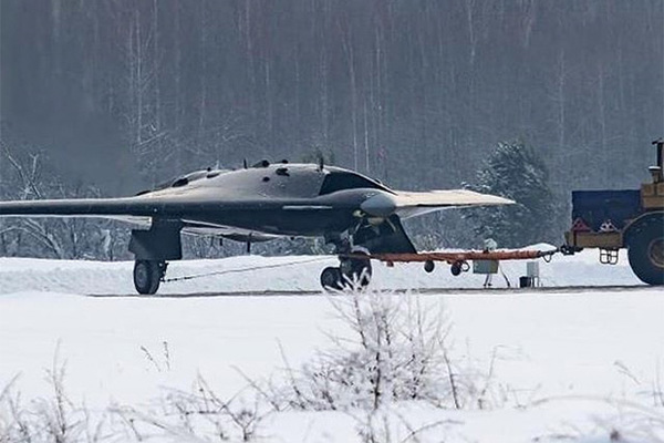 Россия создает самый тяжелый ударный беспилотник. Что онем известно?