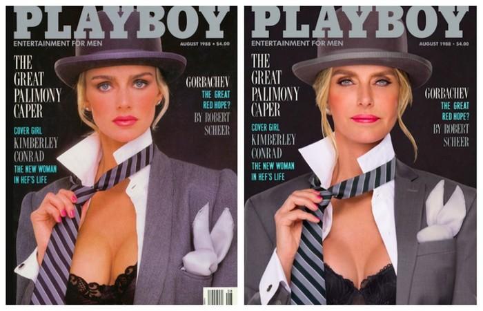 Старость в радость: 7 бывших моделей Playboy вернулись на обложку, чтобы показать, как стареть красиво
