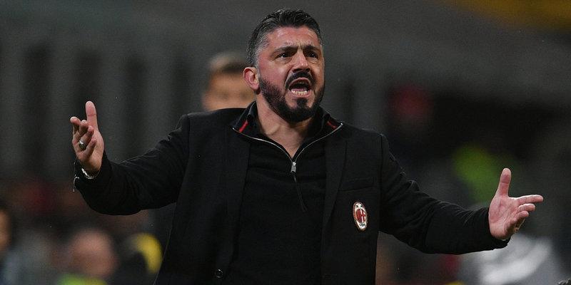 Гаттузо угрожал выбить зубы футболисту «Милана»