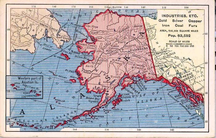 Гудбай, Америка: договор о продаже Аляски могут признать недействительным через суд