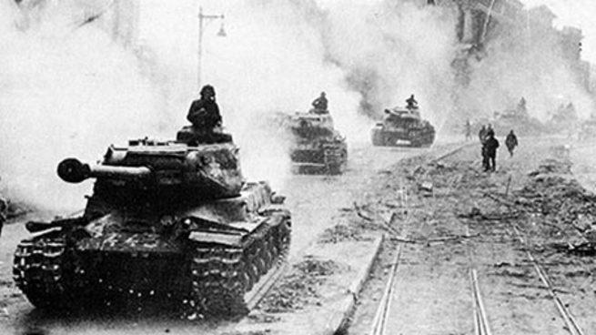 Почему Запад забыл, как СССР спас его в 1945-м