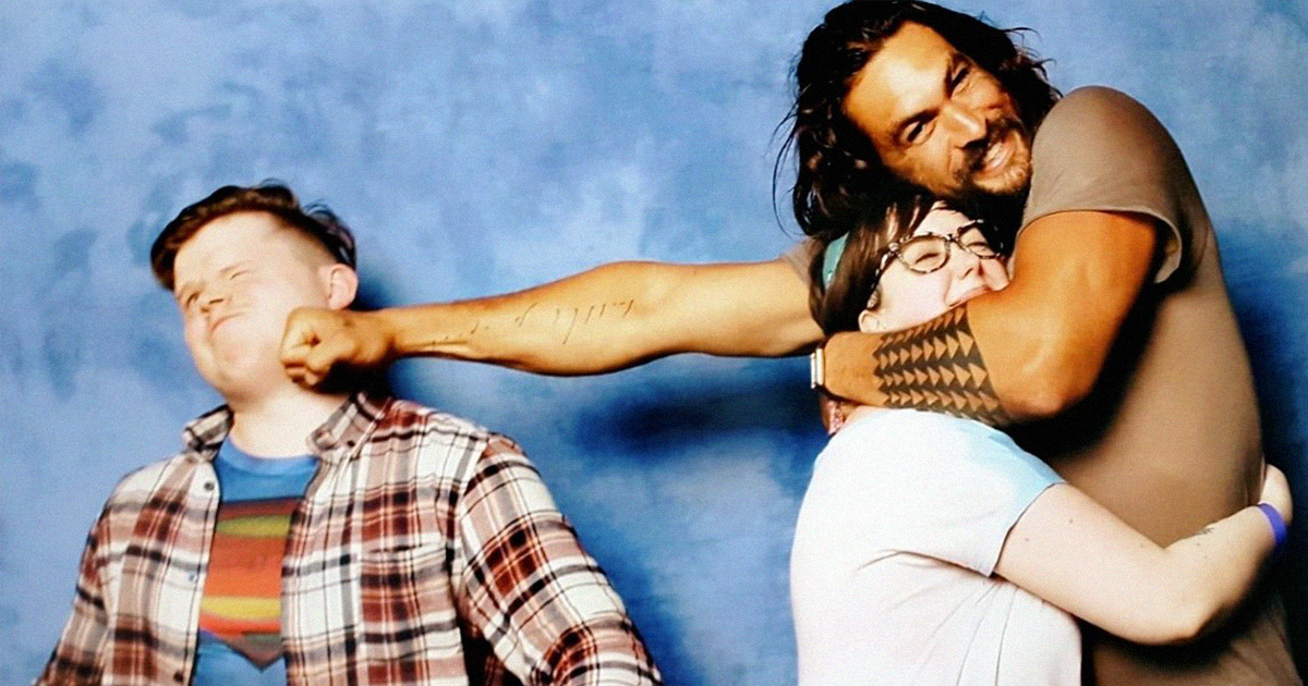14+ Reasons Why You Should Never Let Your Girlfriend Take A Photo With Jason Momoa