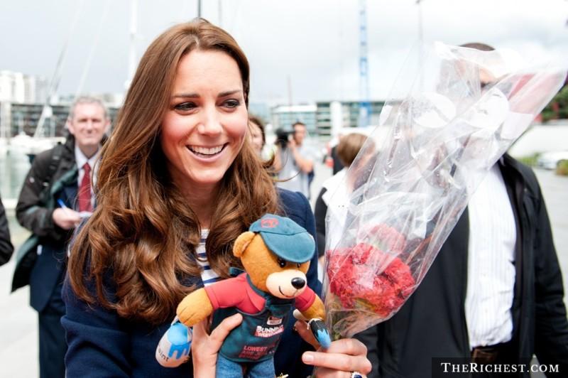 7. Кейт Миддлтон приносит казне деньги великобритания, интересно, познавательно, факты