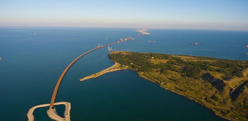 «Керченский мост» будет снят до конца года
