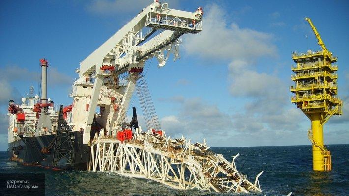 Европарламент призвал прекратить проект «Северный поток - 2»