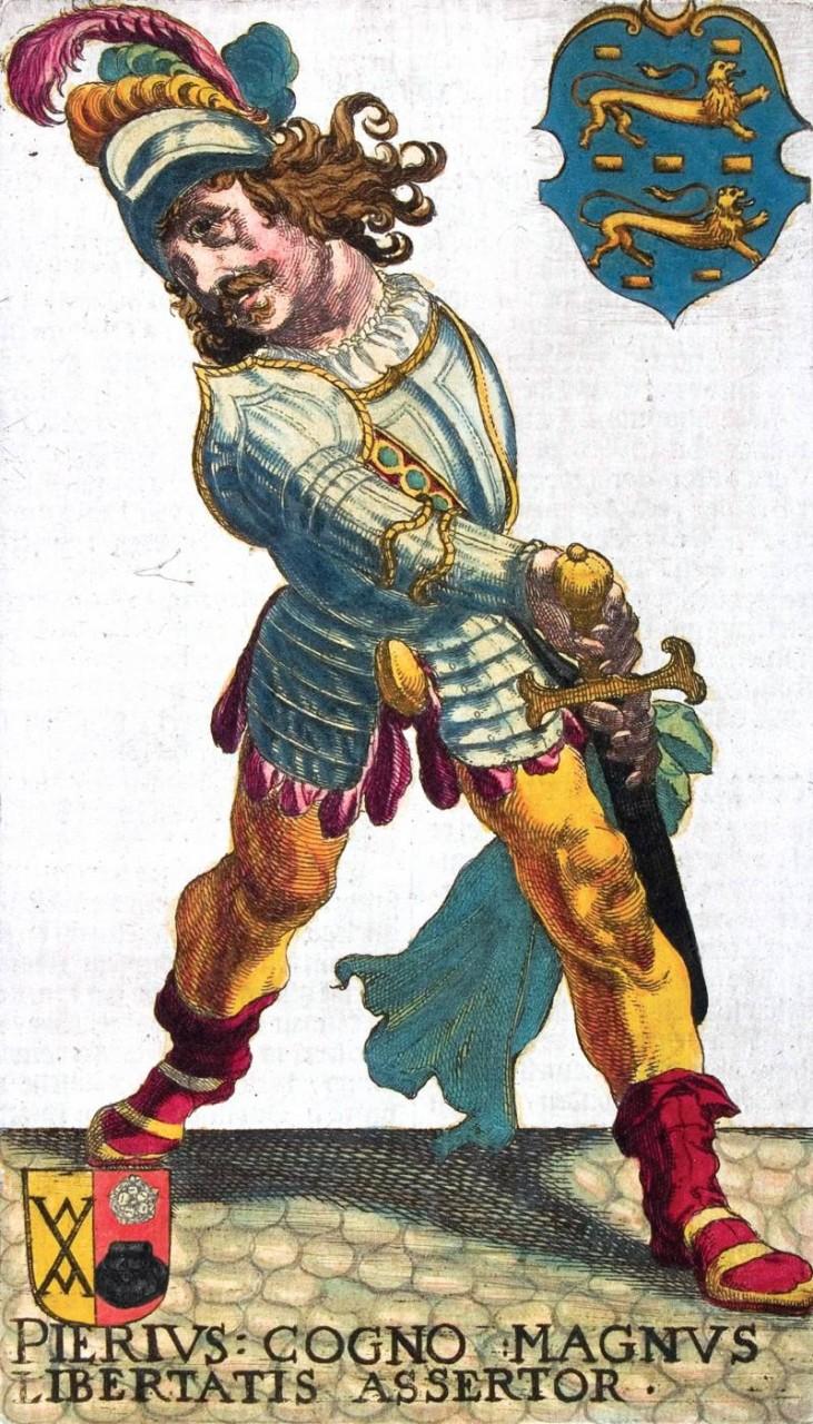 Самопровозглашённый король Фризии