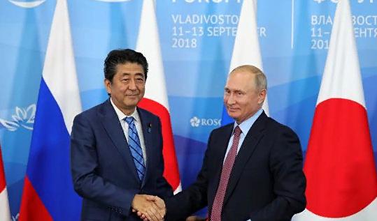 Мирись, мирись. Чего Россия и Япония добились в 2018 году