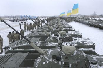 Израильского военного шокировала армия Украины