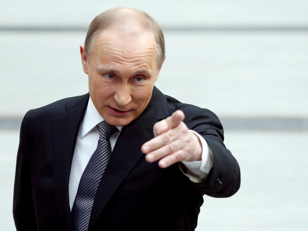 Путин наводит порядок в нефтяном секторе