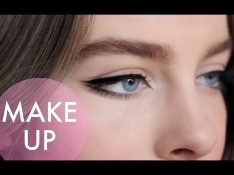 Как рисовать стрелки + советы и хитрости / Eyeliner tutorial + tips & tricks | Beauty Blanc