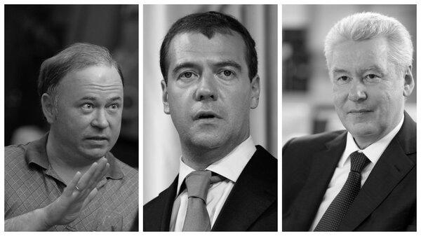Андрей Караулов о Медведеве …