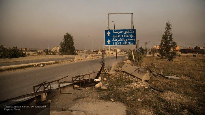 Оправдать нахождение коалиции США в Сирии: эксперт о провокации с химатакой в Думе