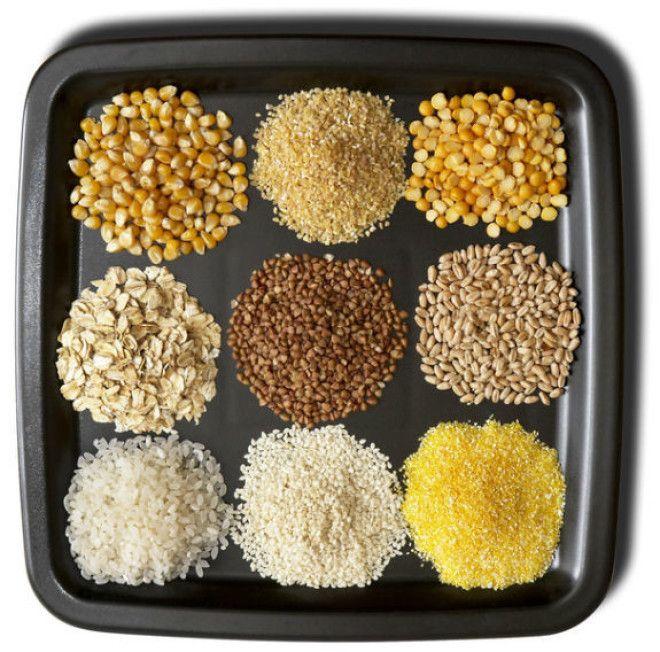 15 Крупы выживание еда запас полезная еда продовольствие продукты советы