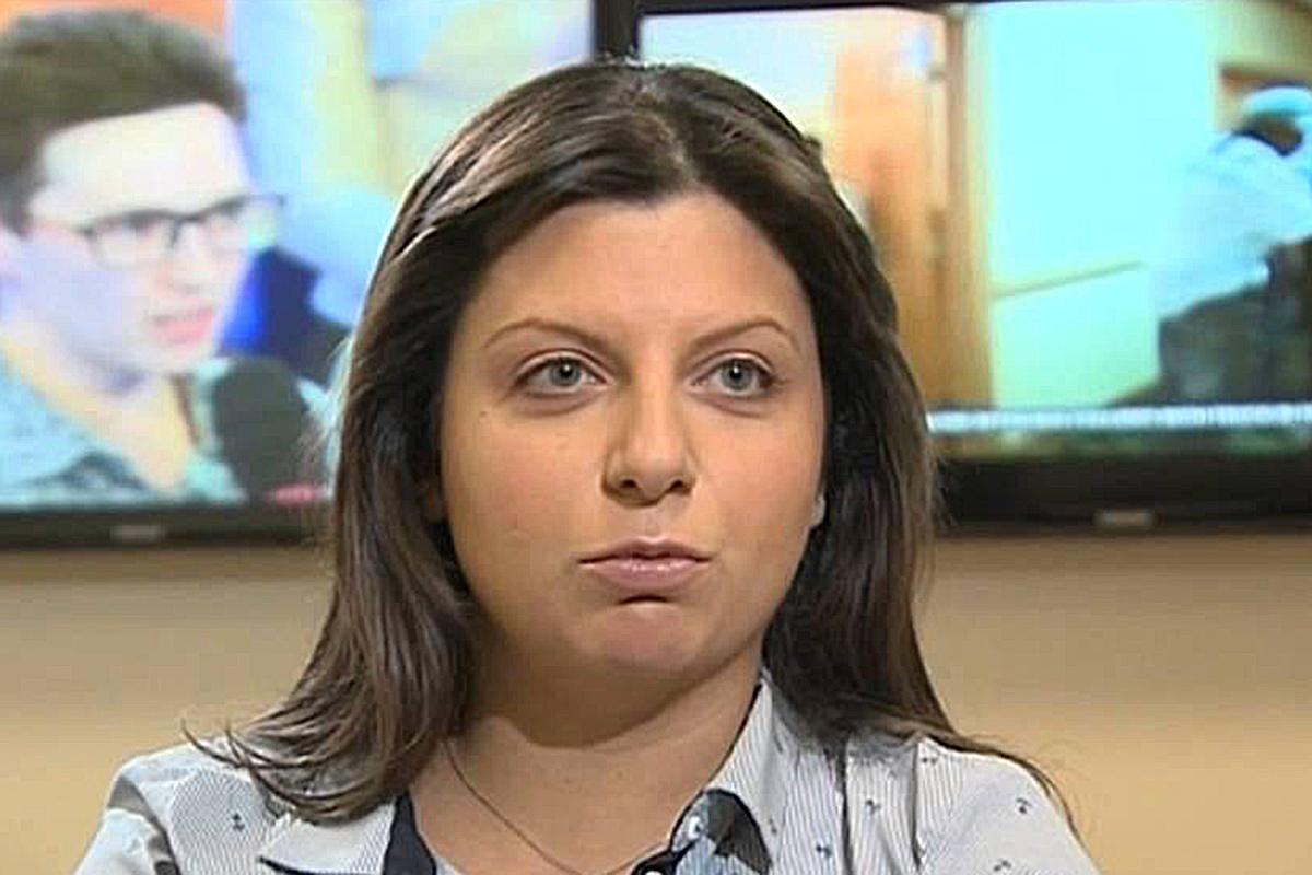 Симоньян заявила о поражении России в «новой войне»