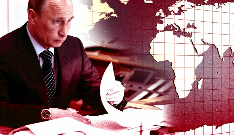 Разорвет ли Россия «петлю Анаконды»?