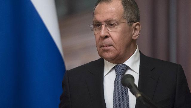 Россия не могла вмешаться в выборы президента США, заявил Лавров