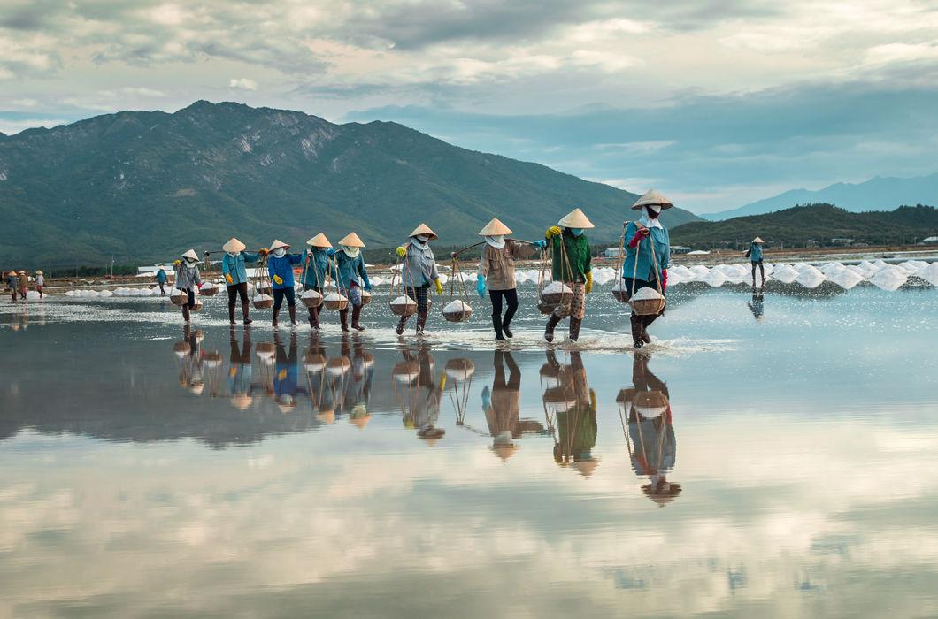 Прогулка по Вьетнаму