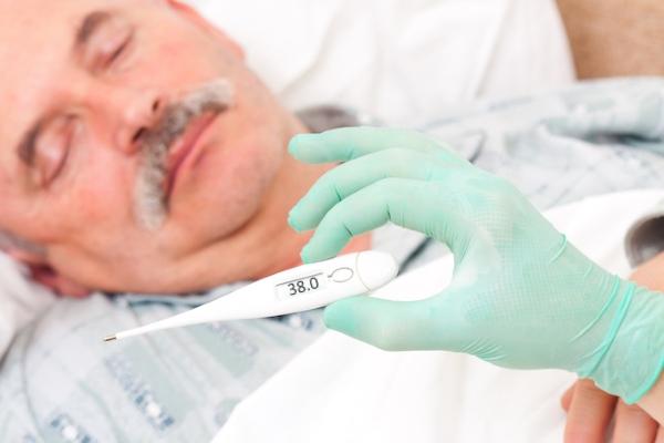 Симптомы бактериальной инфекции